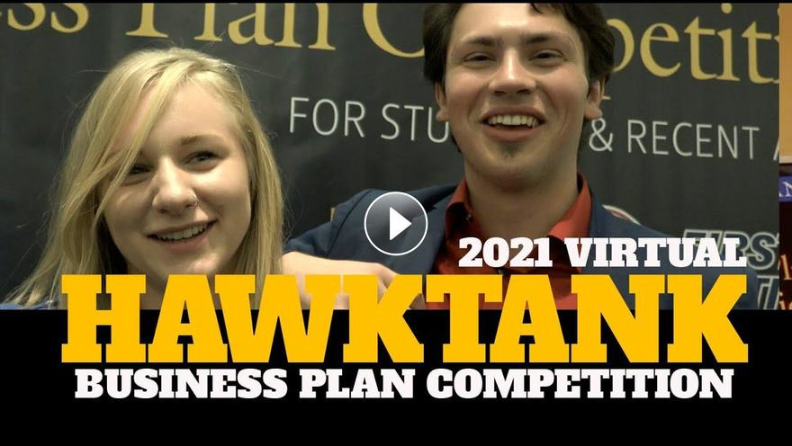 2021 Virtual Hawk Tank Business Plan Competition