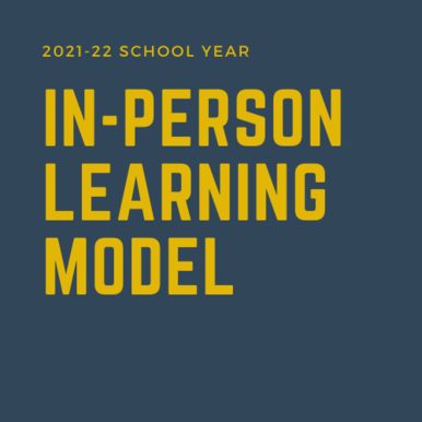In-person learning option