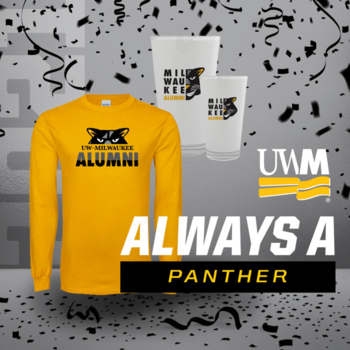 UWM Always a panther