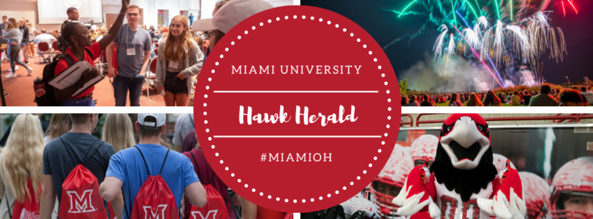 Miami University Hawk Herald #MiamiOH