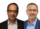 Dave Singh and Shenif Visram