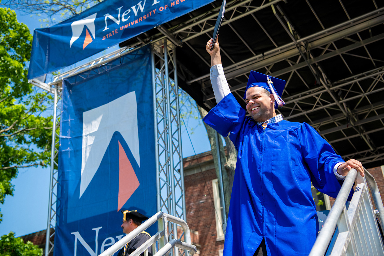 Commencement 2021 update