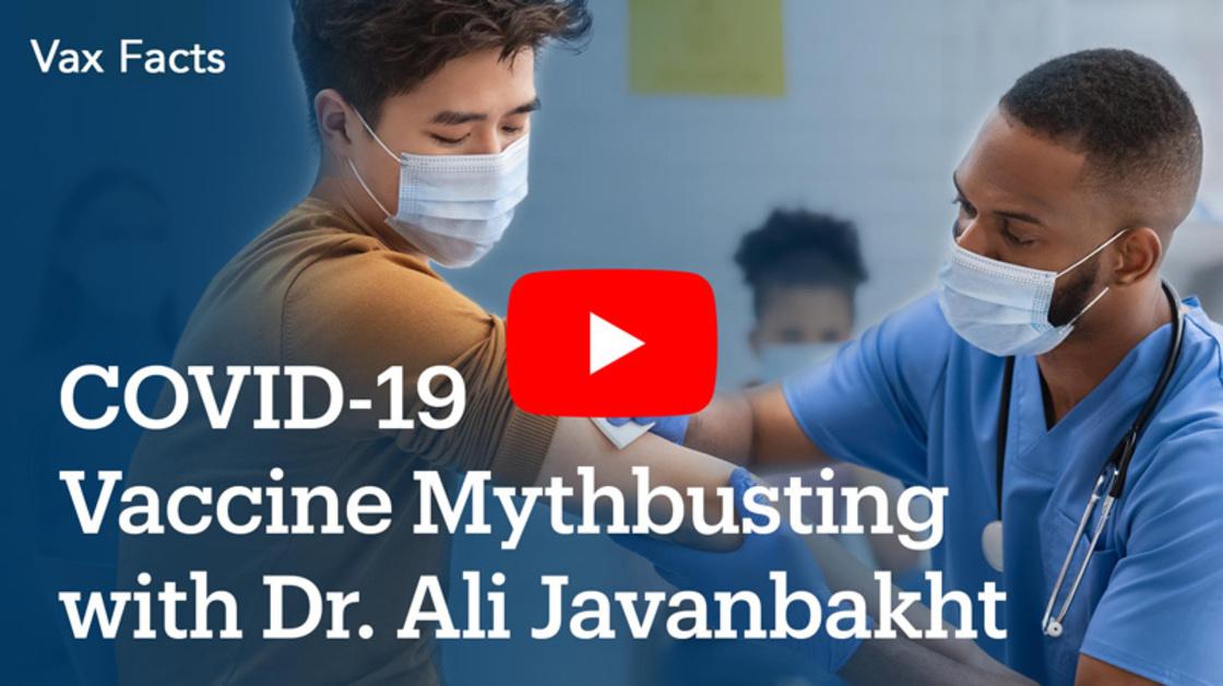 Explore COVID-19 Vaccine Mythbusting with Ali