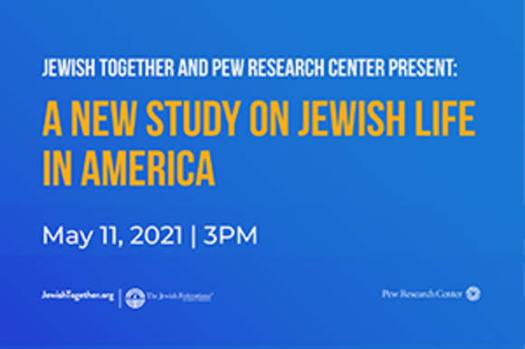 Pew Research Center's Release of the 2020 Survey of Jewish Americans