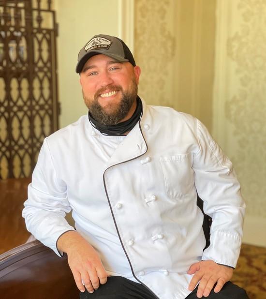 Executive Chef Jordan Greene