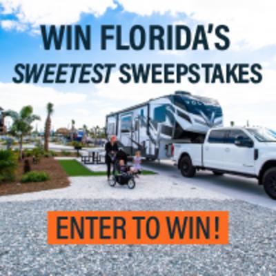 Win Florida's Sweetest Sweepstakes