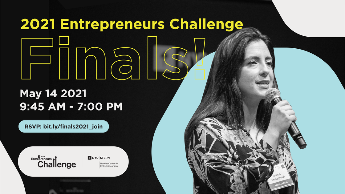2021 Entrepreneurs Challenge Finals