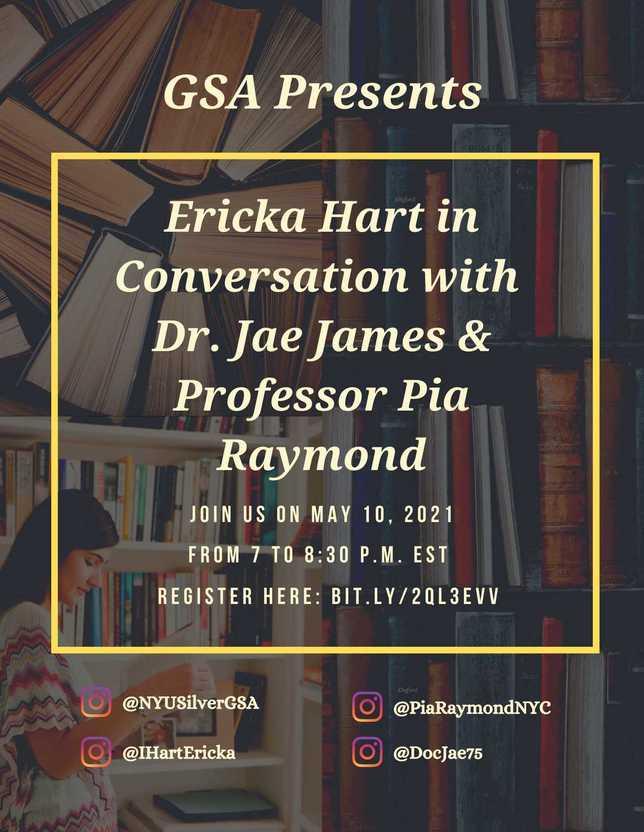 Ericka Hart event