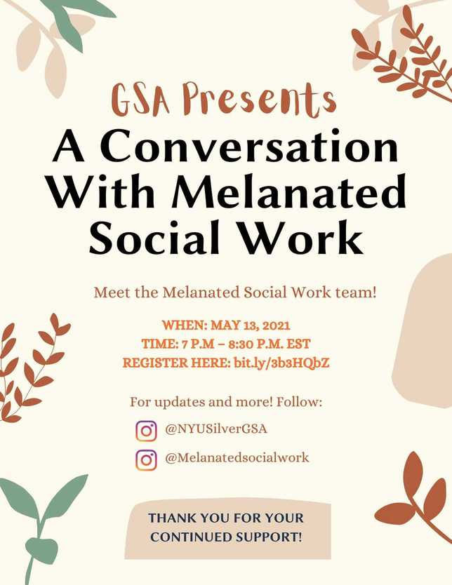Melanated Social Work