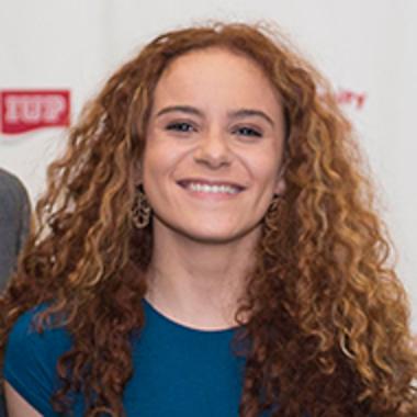 Head and shoulders photo of Adrianna Branin