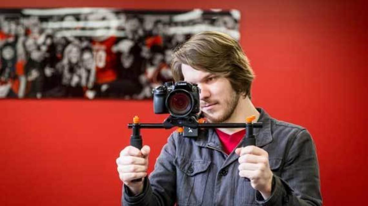 New BFA Degree in Filmmaking