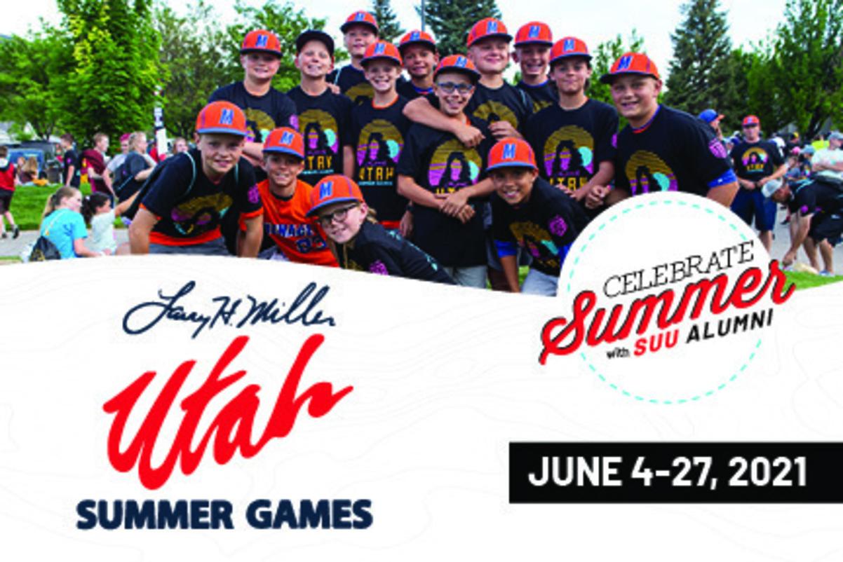 Larry H. Miller Utah Summer Games