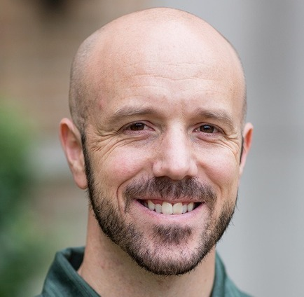 Photo of Nathan Meikle, postdoctoral research associate in the Mendoza College of Business