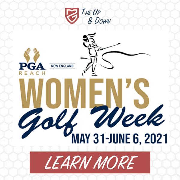 Women's Golf Week New England