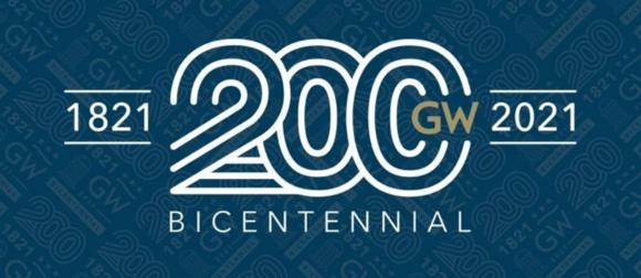 GW Bicentennial 1821 to 2021