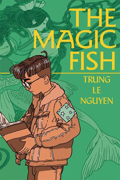 Cover: The Magic Fish