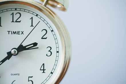 Picure of clock