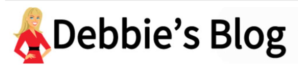 Debbie's Blog