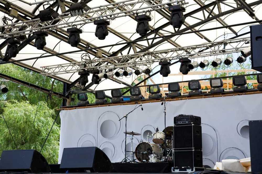 Summer concert season has begun