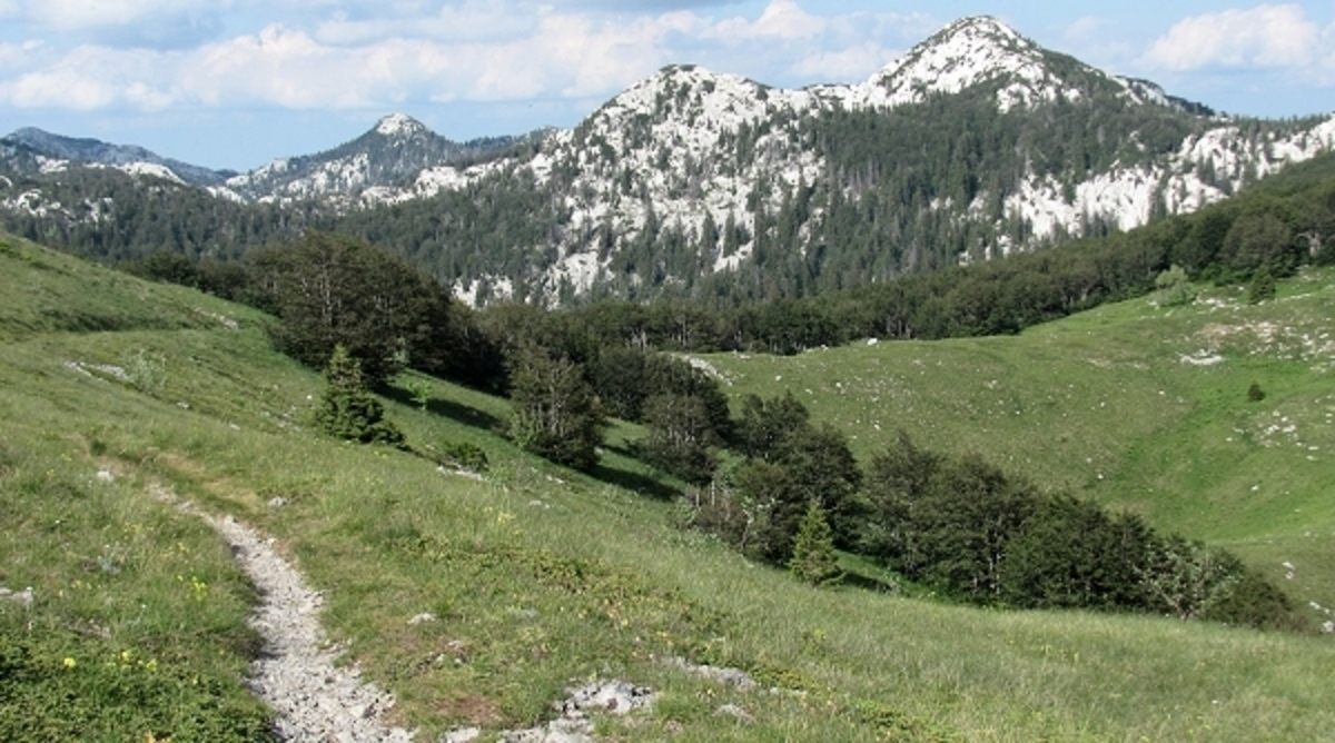 Croatia's mountains are calling!