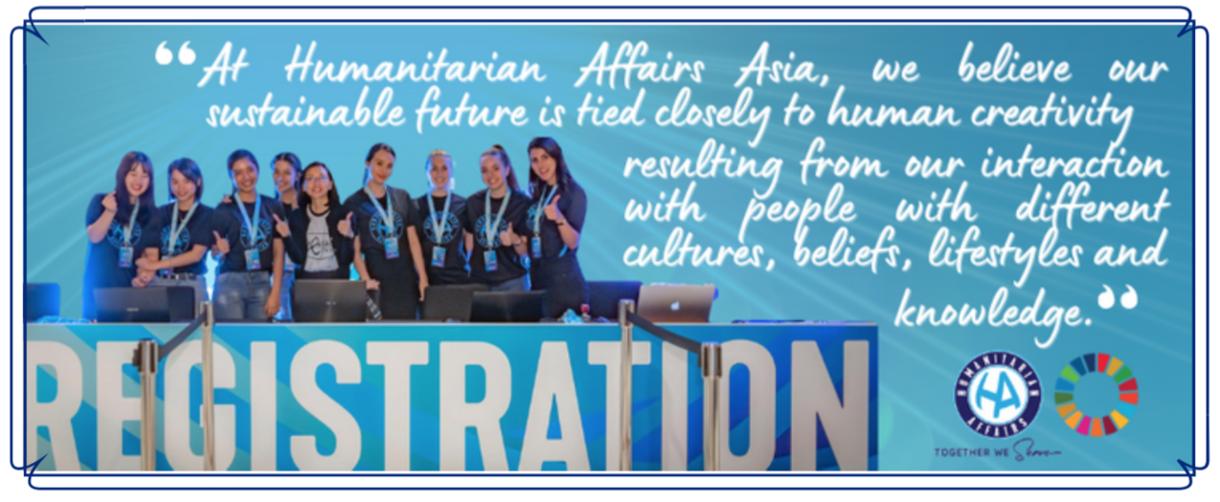 Humanitarian Affairs Asia Banner