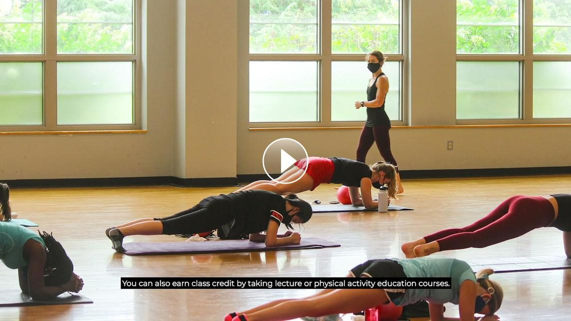 """Youtube video for the """"Get to Know Duke"""" series featuring Recreation and Physical Education"""