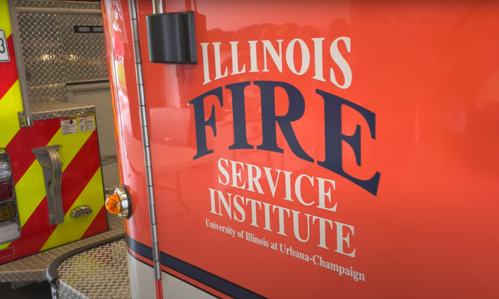Regional Rep Training with the Illinois Fire Service Institute