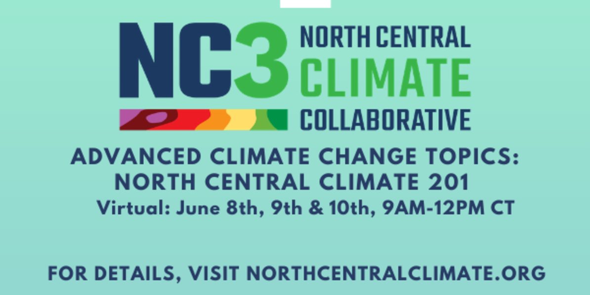 Canva Event Promotion, NC3 Climate Conference