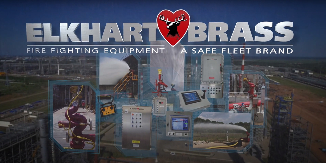 Industrial Fire Protection Redefined by Elkhart Brass