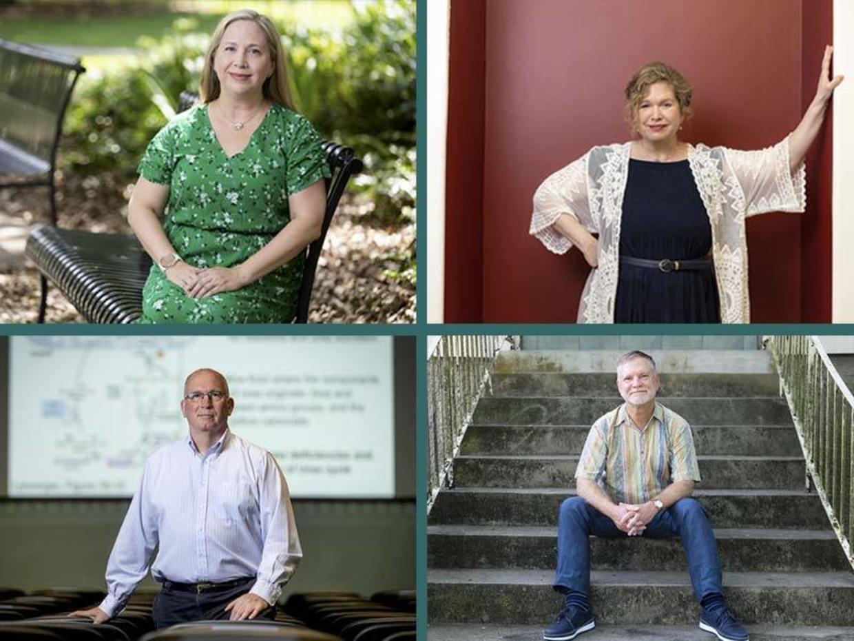 2021 University teaching award recipients