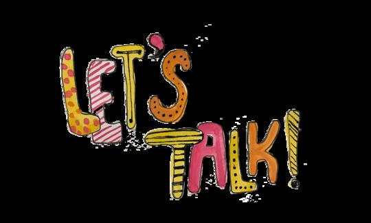 let's talk illustration