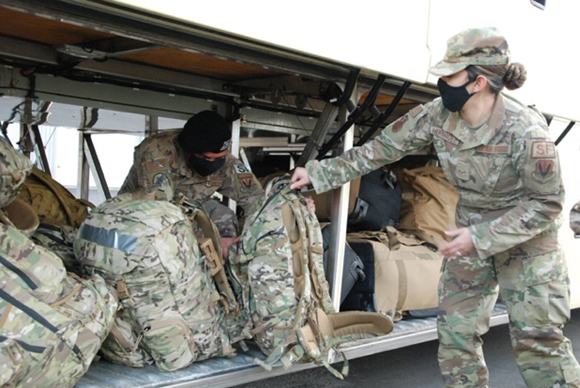 SUNY New Paltz helping New York Air National Guard members fulfill education requirements