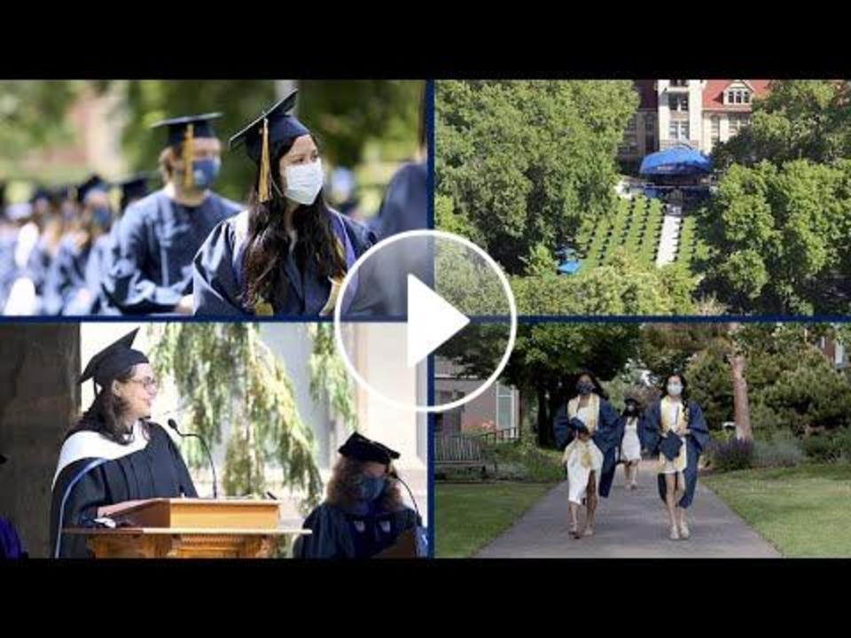 Enjoy Four Seasons at Whitman College