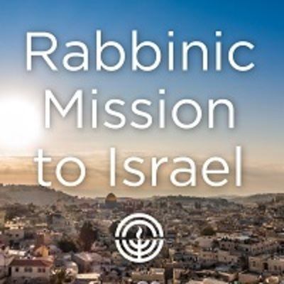 Rabbinic Mission to Israel
