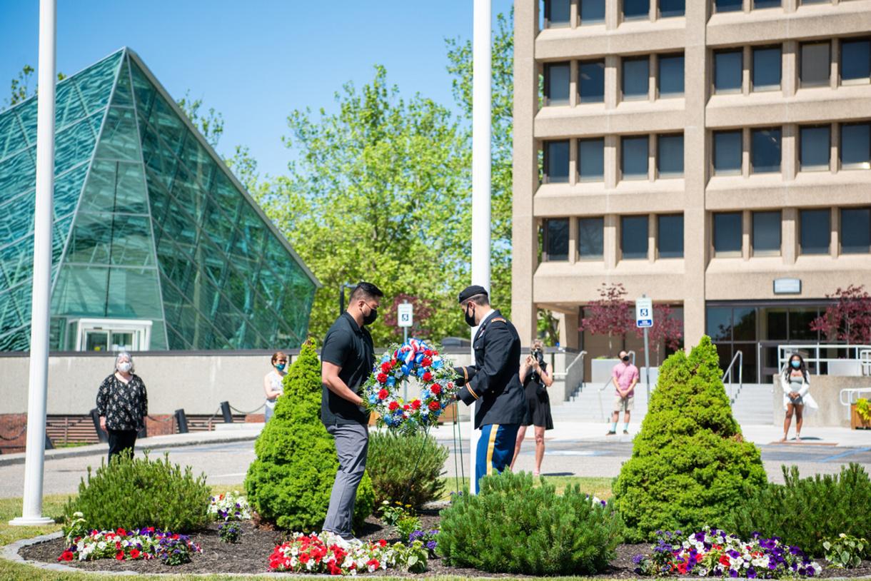 Memorial Day Ceremony Photos