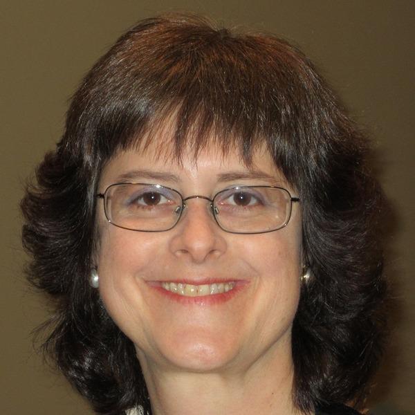 Stephanie Katz, Board President, receives award from The Arc Maryland