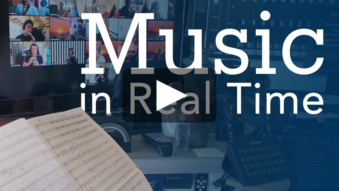 Video: Music in Real Time