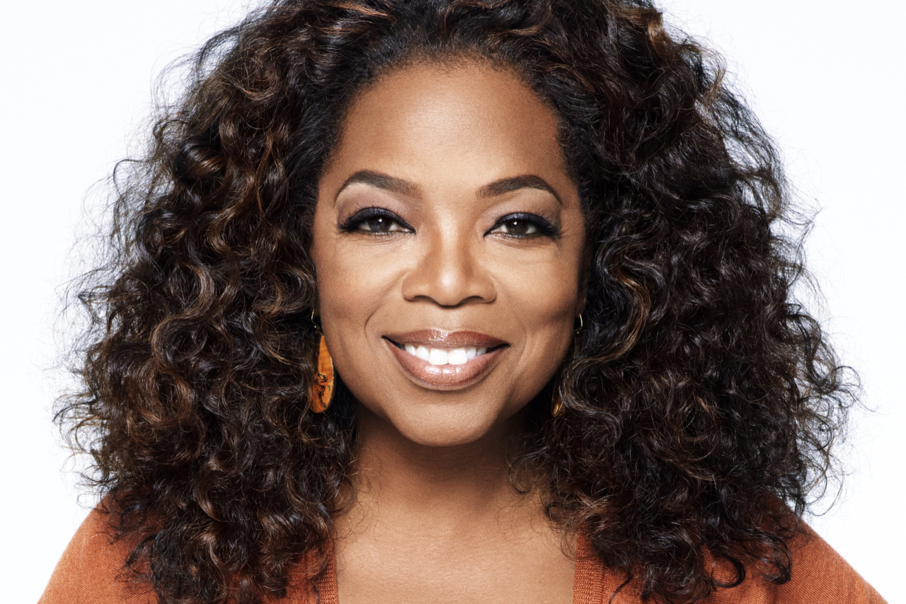 Get ready for Oprah's words of wisdom
