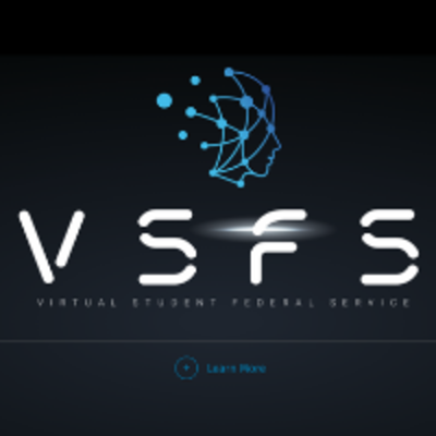 Virtual Student Federal Service logo