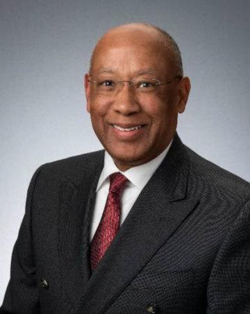Dr. David S. Wilkes, dean of the University of Virginia