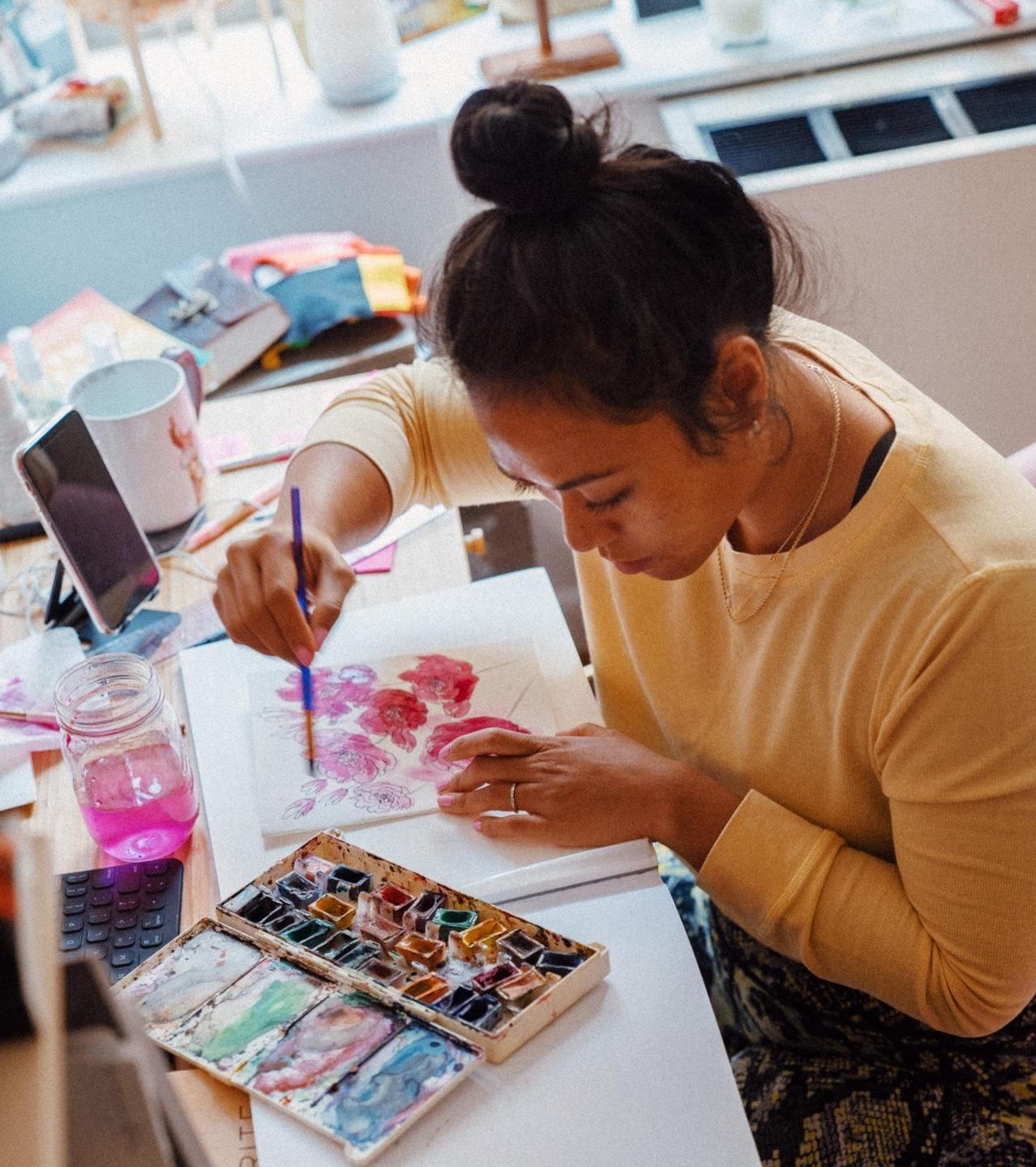 MAM adult summer classes and workshops