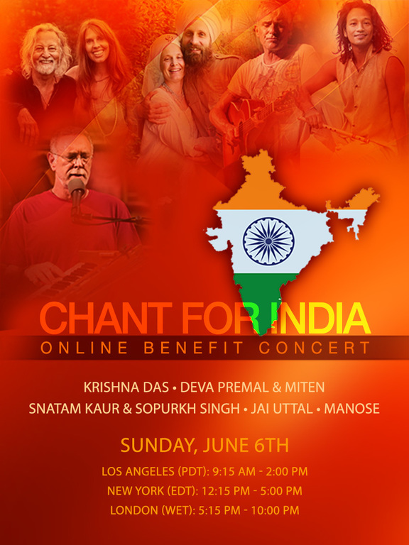 Chant for India