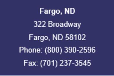 Fargo Office