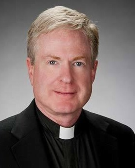 Photo of Rev. Austin Collins