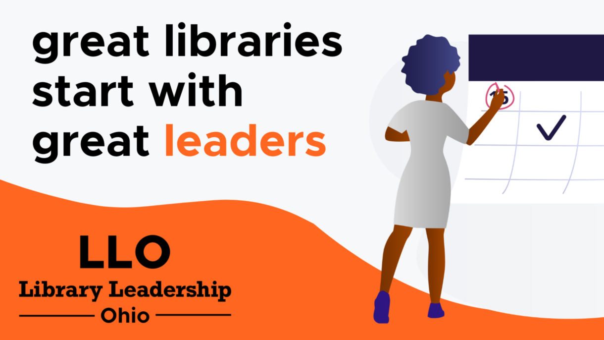 Great libraries start with great leaders.