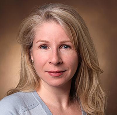 Headshot of Jennifer Blackford.