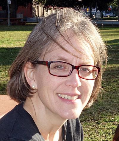 Headshot of Kathy Friedman.