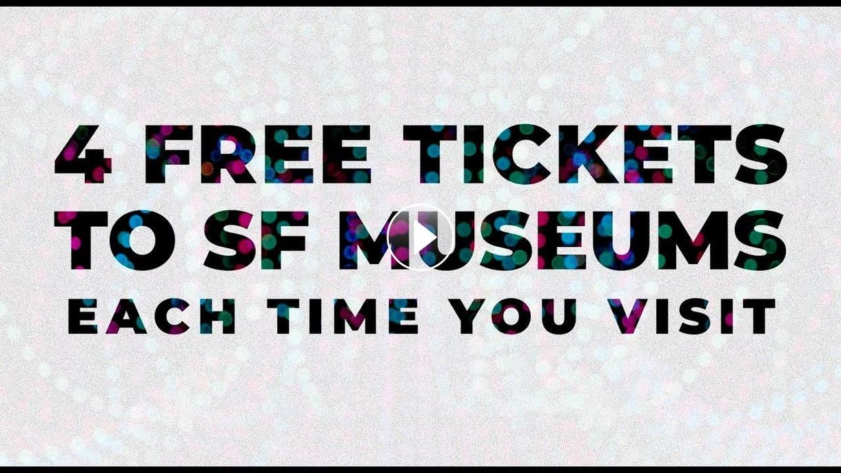 SF Museums for All Promotional Video