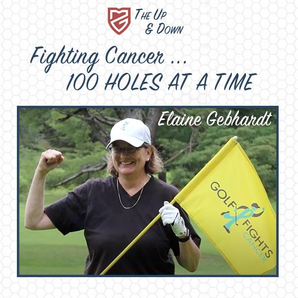 Elaine Gebhardt Fights Cancer