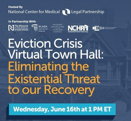 eviction crisis town hall